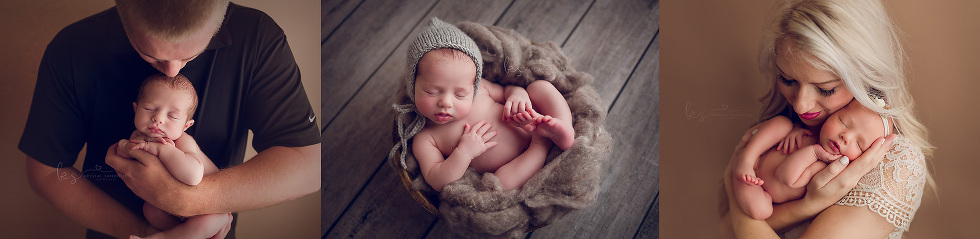 Fort Worth Newborn Photographer | Krystal Sandefur Photography | www.krystalsandefurphotography.com