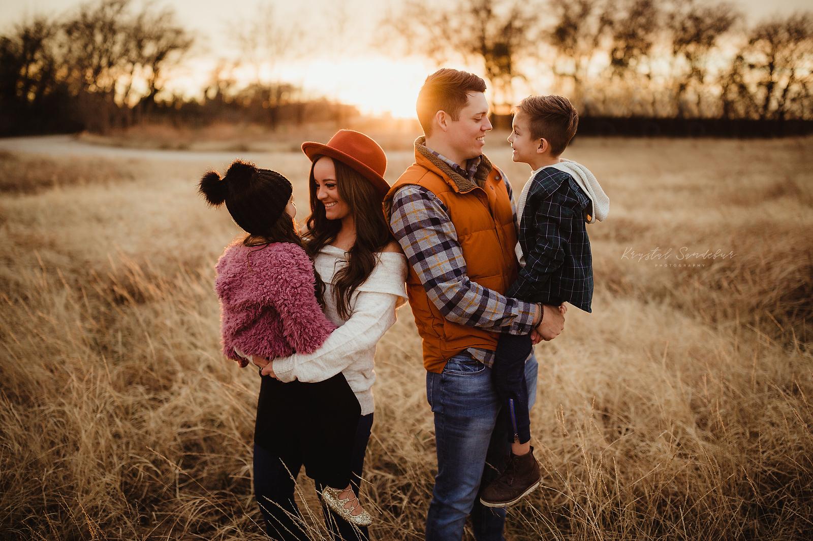 cleburne family photographer