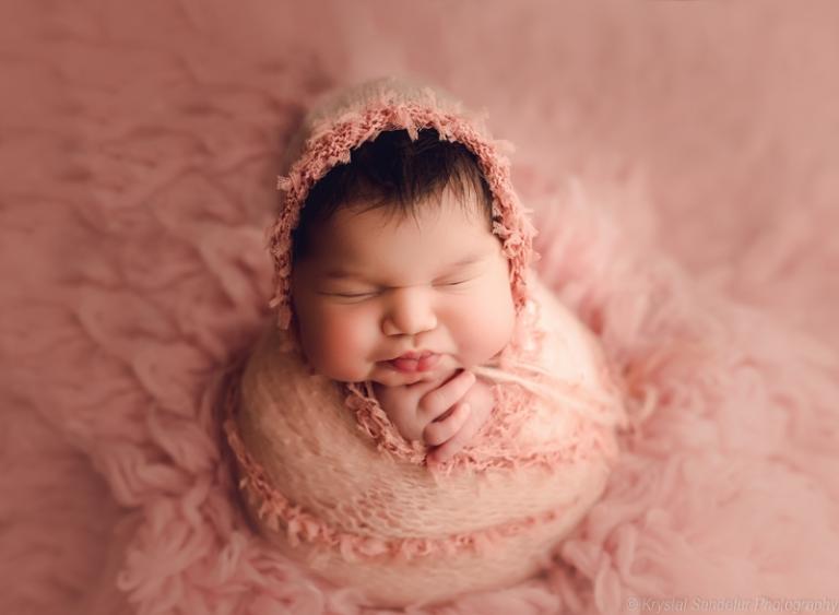 fort worth professional newborn photographer