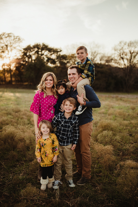 Family Photography Fort Worth